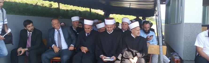 Svečano otvorena džamija u džematu Delići