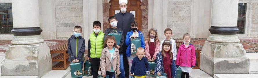 Podjela bajramskih paketića za djecu MIZ BanjaLuka
