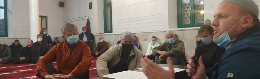 """Završen ciklus predavanja """"Iz života Allahovog Poslanika, a.s."""""""